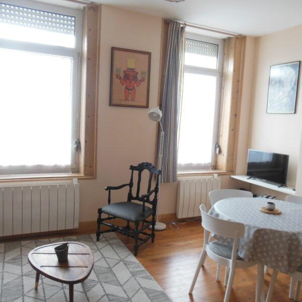L'appartement BES